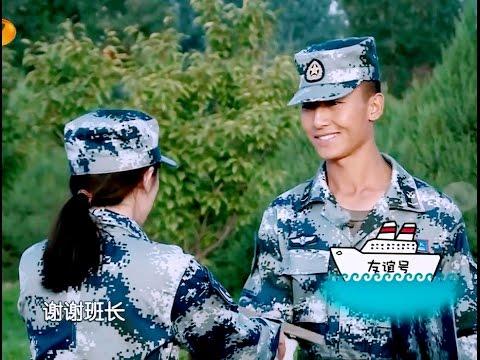 王威照片_【真正男子汉2】王威班长和他的新兵班【甜蜜温馨向】 - YouTube