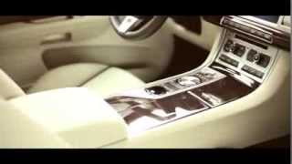 Jaguar XF - İç Tasarım