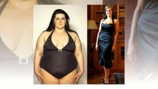 Люди реально похудевшие