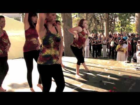 Afrocaribe Unleashed Dance Fitness Performance at The Taste of Colorado