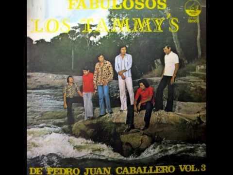 LOS FABULOSOS TAMMY'S DE PEDRO JUAN CABALLERO - VOL.3 - Discos Melodias