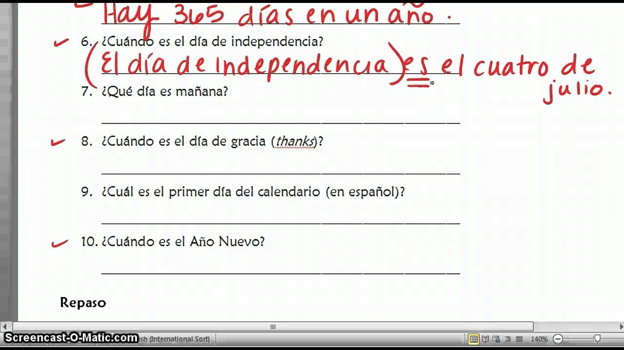 segment 2 review spanish ii What will my child learn in elementary spanish our elementary spanish classes  include a total of six courses, allowing students to progress through distinct.