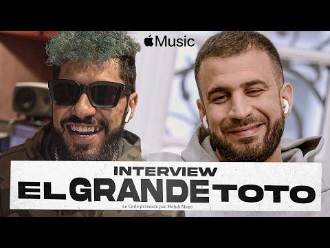 Youtube: ElGrandeToto, l'interview par Mehdi Maïzi – Le Code