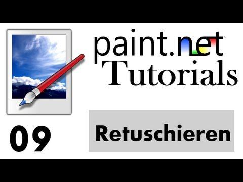 Paint net hintergrund retuschieren