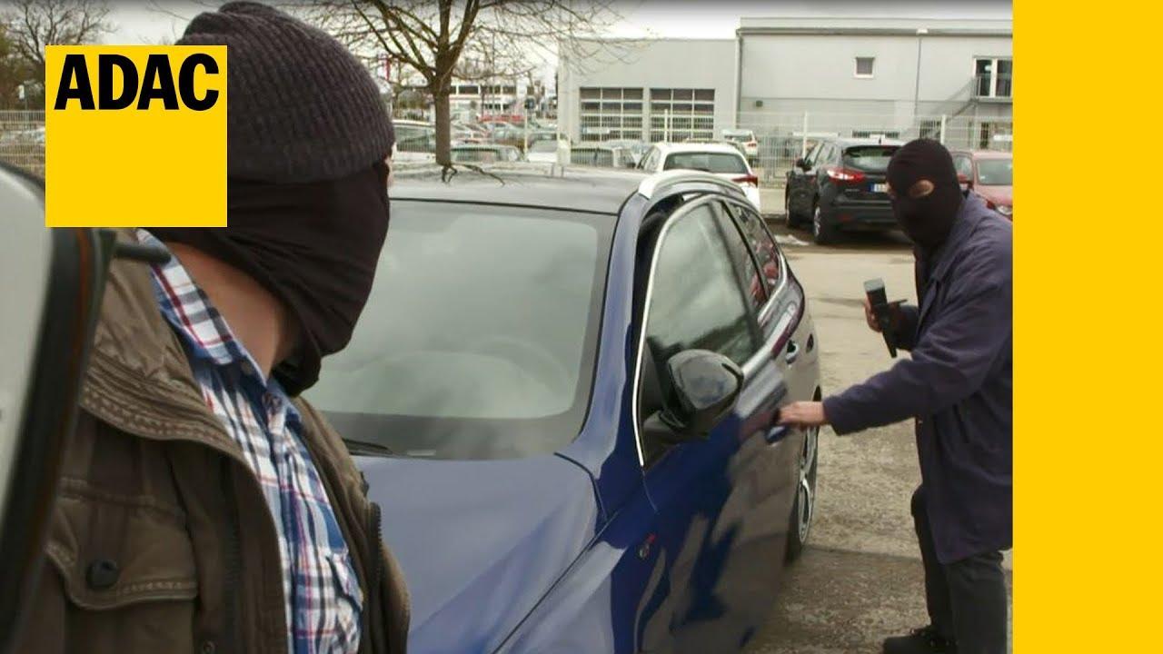 Auto Diebstahl Wird Keyless Jetzt Sicher Adac Motorwelt