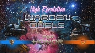 vuclip [For Honor] High Reputation Warden Duels #5: Day of the Centurion