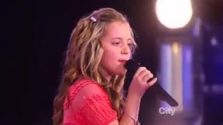 11歳天才少女の歌声 アメリカ thumbnail