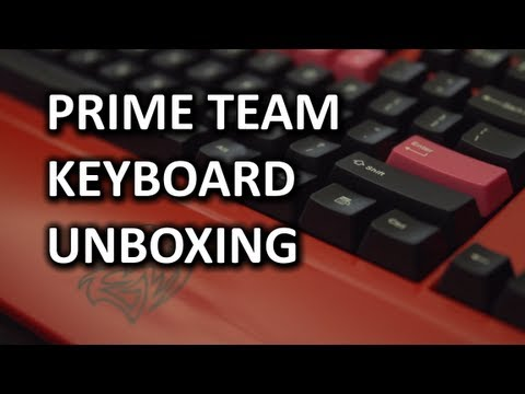 Marine King Prime Edition Keyboard Unboxing & Overview