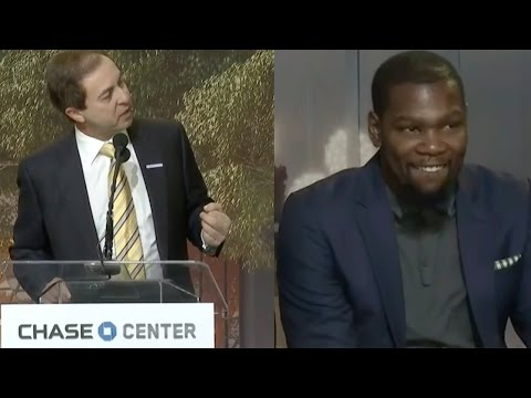 Kevin Durant BEGGED to Re-Sign with Warriors by Owner Joe Lacob