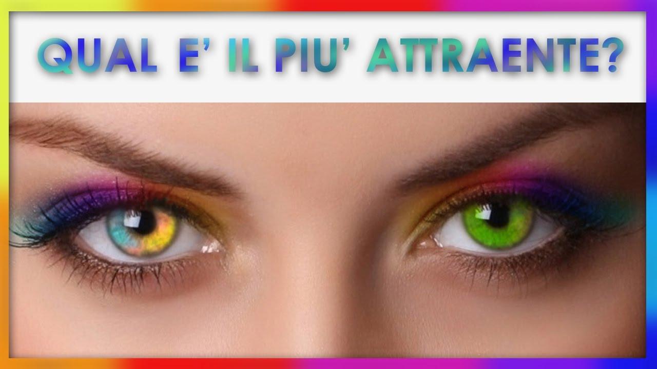 Il significato del colore degli occhi colori pi rari - Colore degli occhi diversi ...