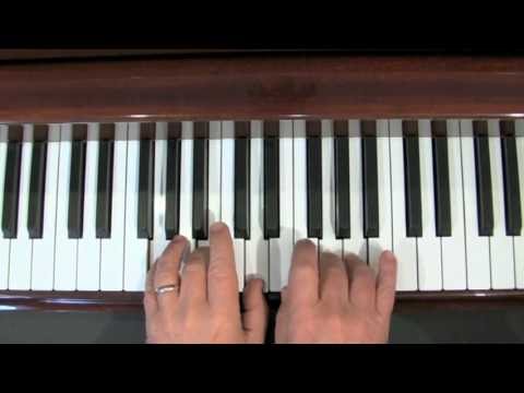 All My Loving - Easy piano lesson (Part 1)