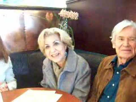 85th Birthday Party For Mother Part 1...(Santa Monica)