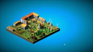 DGA Plays: Poly Towns (Ep. 1 - Gameplay / Let