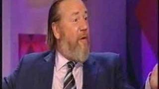Ray Winstone on Jonathan Ross 2008 - Part 1