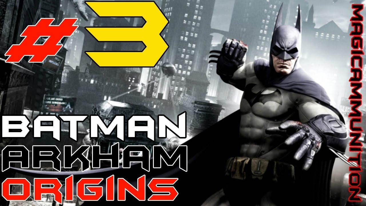 Batman Arkham Origins Gameplay Walkthrough Part 3 ...