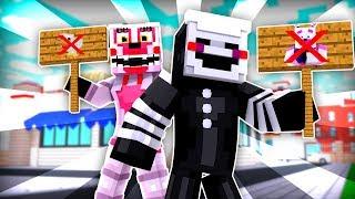 FNAF On Strike ?!   Minecraft FNAF Roleplay
