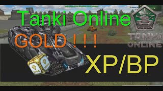 TANKI ONLINE #18 XP/BP   Melhores Momentos + GOLD    BY:pedrosagamer99