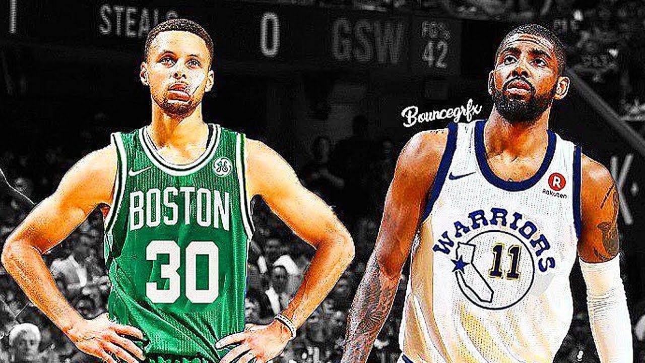 Stephen Curry And Kyrie Irving Switch Teams Steph Curry