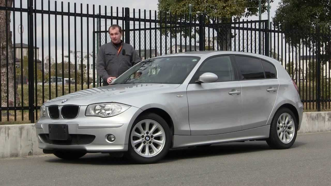 Smile Jv Bmw 1 Series 2005 62000 Km Youtube