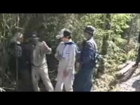 【暴行事件】男組が防衛局職員に暴行