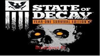 Let´s Play State of Decay YOSE | Breakdown | Level 1 | Part 1 HD German/Deutsch