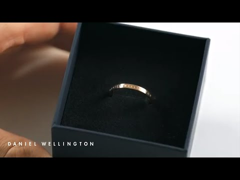 4 Ways To Measure Your Classic Ring Size - Daniel Wellington