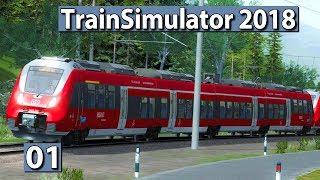 TRAIN SIMULATOR 2018 🚄 In Deckung, Gada fährt wieder Zug! ► Zug Simulator 18 deutsch german