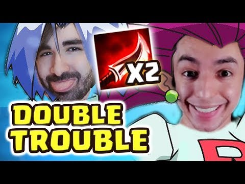 PREPARE FOR TROUBLE, AND MAKE IT DOUBLE ASSASSINS!!! THIS COMBO IS UNSTOPPABLE | DUO WITH VOYBOY