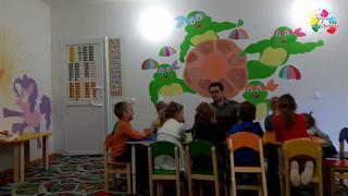 Занятия по Lego робототехнике Детский сад Ялта