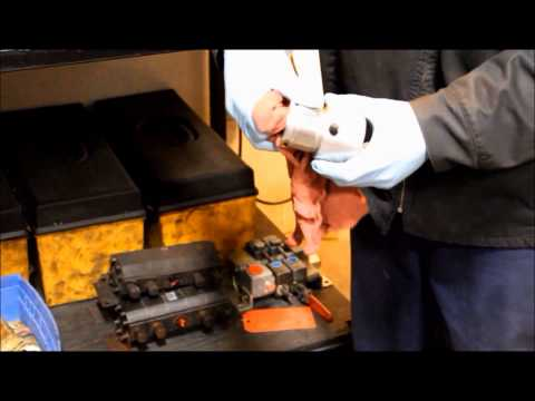 PM5007 How to rebuild a Cottrell Lifting Roof Cylinder