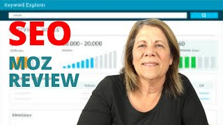 SEO Tool -  MOZ Review