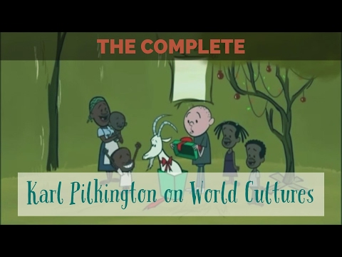 The Complete Karl Pilkington on World Cultures (A compilation with Ricky Gervais & Steve Merchant)