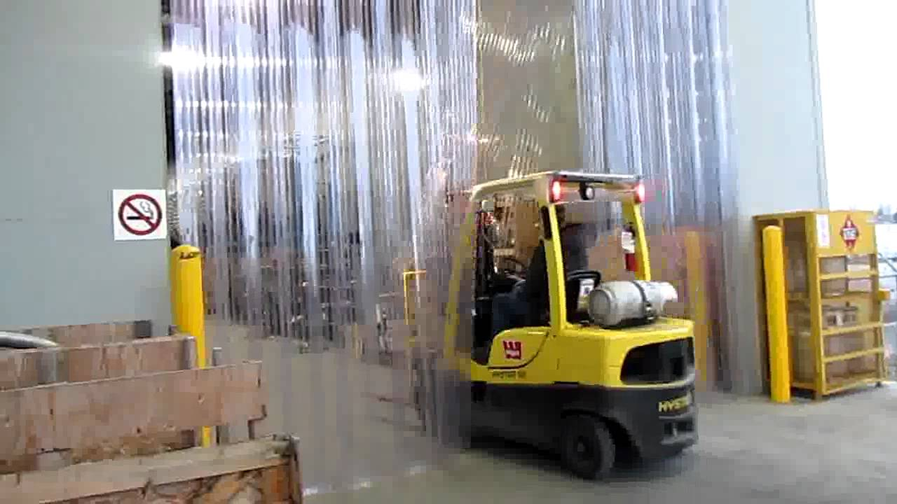 forklift passage demo