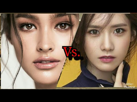 PHILIPPINE ACTRESSES Vs. KOREAN ACTRESSES WHO'S MORE BEAUTIFUL?
