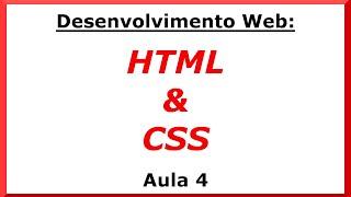 Desenvolvimento Web - HTML e CSS #4 - Como Colocar Imagens no seu Site