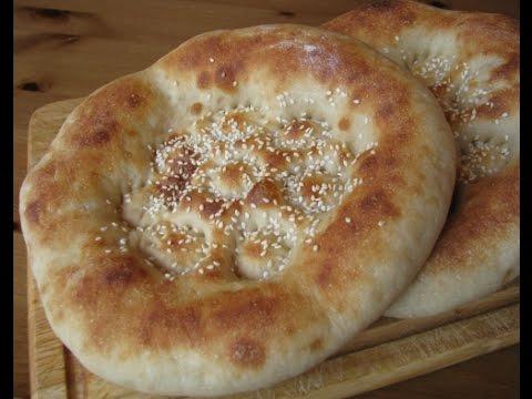 Узбекские лепешки