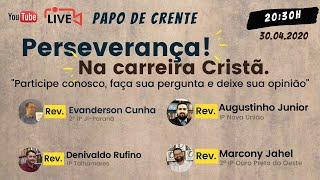 PERSEVERANÇA NA CARREIRA CRISTÃ