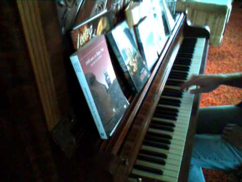 Basshunter - Feel the power (Piano)