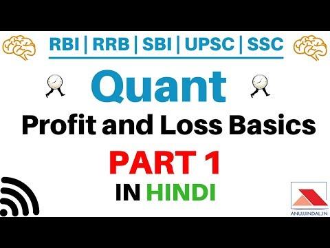 Quant- Profit and Loss Basics Part 1