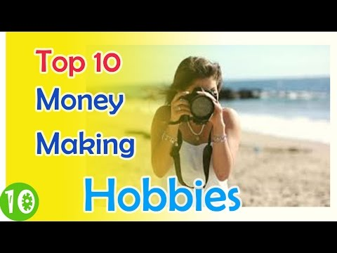 Top 10 Hobbies That Make Money – Most Profitable Hobbies