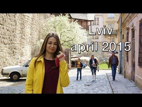 April in Lviv