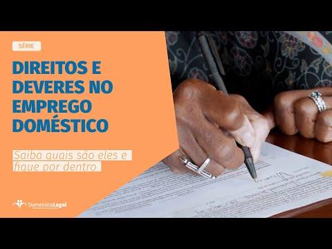 Direitos e Deveres no Emprego Doméstico   WEB-SÉRIE   Domética Legal