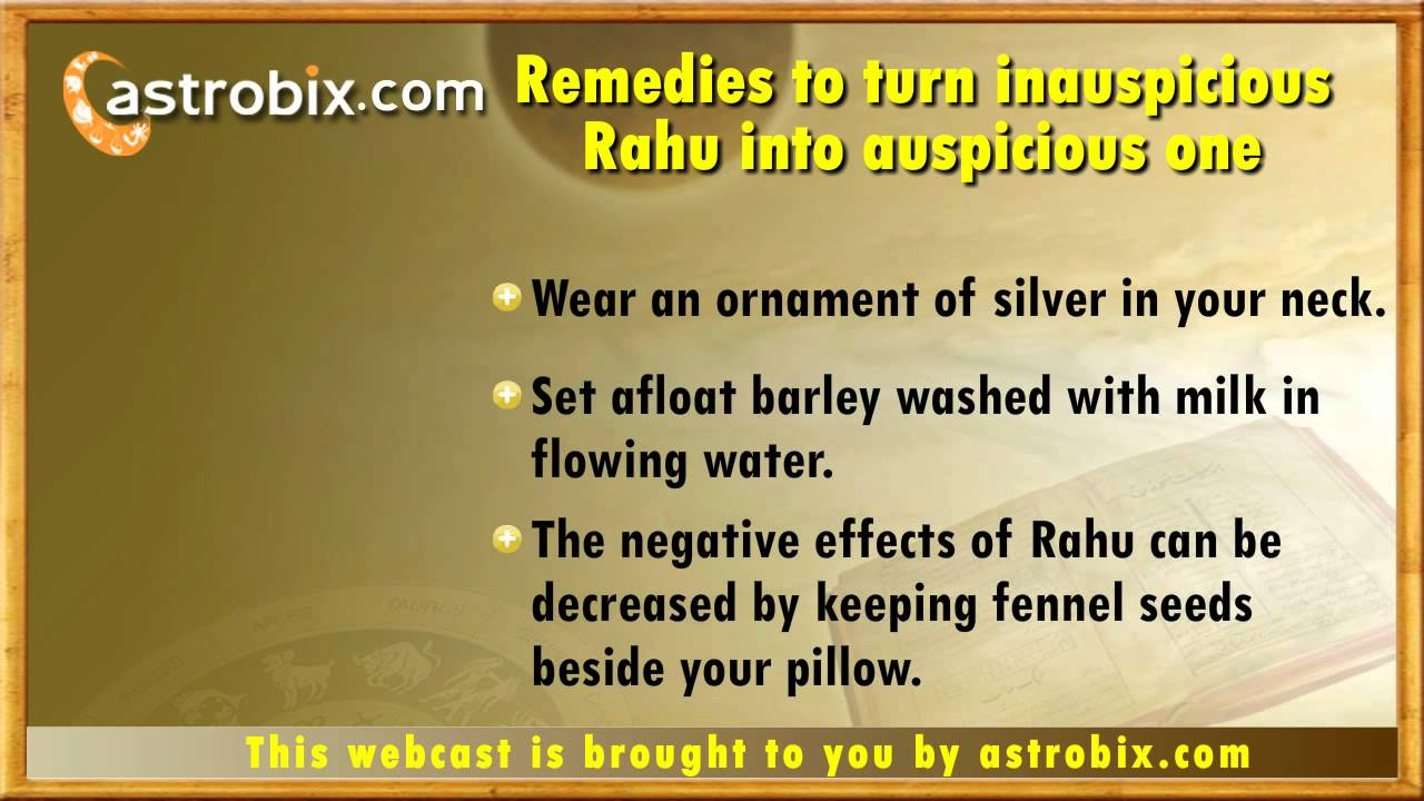 Relation of Rahu with Jupiter, Venus and Saturn in the Second House