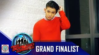 Pinoy Boyband Superstar Grand Finalist: Joao Constancia