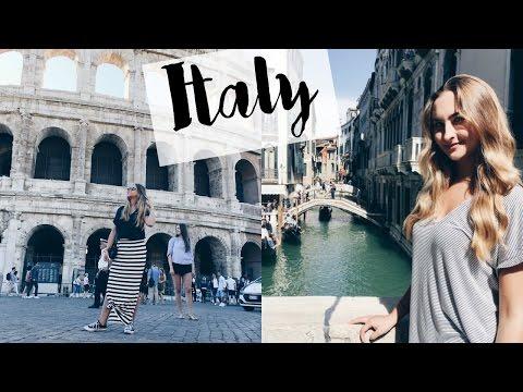 Italy 2016: Venice, Rome, San Marino, Assisi!