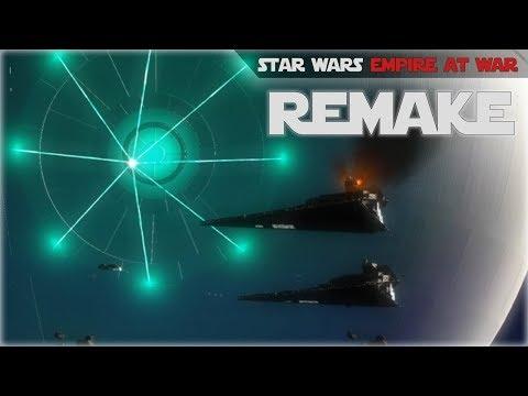 Star Wars: Empire At War: REMAKE | Звезда Смерти: Первый взгляд (1\2)