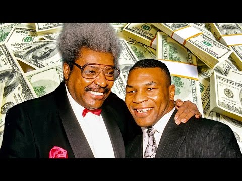 Mike Tyson and Don King (Interview)