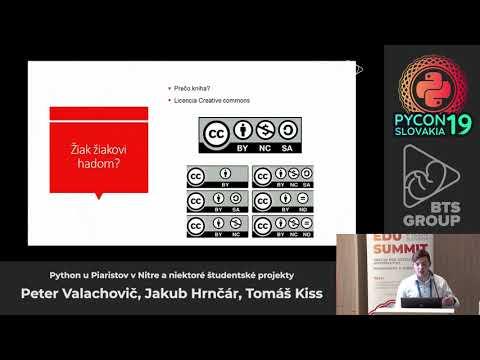 Image from Prechod na Python u Piaristov v Nitre a niektoré tamojšie študentské projekty