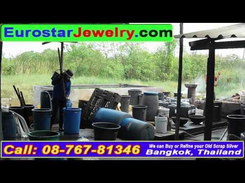 Scrap Silver Bangkok, Silver refinery bangkok, refinery Thailand for silver, Scrap Silver Bangkok,