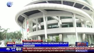 Gelombang Tinggi Laut, BMKG: Hindari Pesisir Barat Sumatera